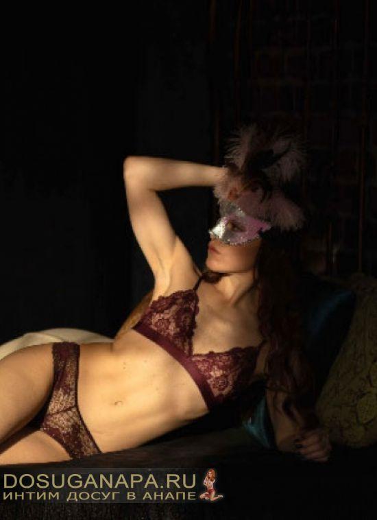 проститутка Иришка, 23, Анапа
