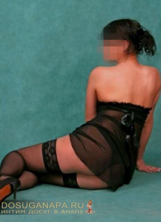 проститутка натали, 30, Анапа